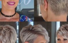 50 Best Pixie Haircuts For Women Over 40 c91c42455f1b4de269a5ab2aebab2f8e-235x150