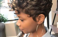 50 Most Gorgeous Short Curly Haircuts for Women over 50 ce044b63741eb7a9a21f016c35534766-235x150