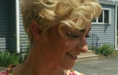 50 Most Gorgeous Short Curly Haircuts for Women over 50 d0158d763b23db6d8ff4d584f4b22e5c-235x150