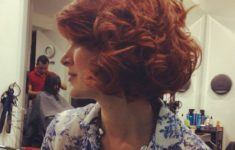 50 Most Gorgeous Short Curly Haircuts for Women over 50 d2e9958c229bc034c6a8c48a9e2fc820-235x150