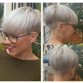 White Blonde Basin-cut and Shaved Details 5