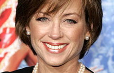 50 Most Favorite Short Wedge Haircuts For Women Over 40 dorothy-hamill-haircut-18-2-235x150