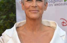 10 Prettiest Pixie Haircuts for Women over 60 jamie-lee-curtis-pixie-cut-235x150
