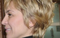 50 Most Favorite Short Wedge Haircuts For Women Over 40 short-layered-hairstyles-2013-11-235x150