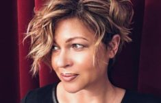 72 Best Short Hairstyles for Fine Hair over 50 Years Old 758b5f143b2fb284acc99d67ac6bec46-235x150