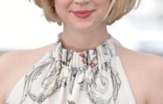 72 Best Short Hairstyles for Fine Hair over 50 Years Old 7bf4830ebdf8cc87df22312f958d9743-235x150