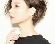 72 Cute and Chic Asian Hairstyles for Women Asymmetrical-Bob-Asian-hairstyles-for-women-3-185x150