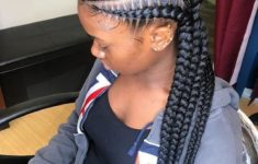 79 Most Inspiring Braids Hairstyle for Women Banana-and-Big-Braids-Most-Inspiring-Braids-Hairstyle-for-Women-2-235x150