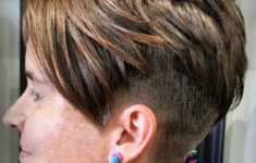 Hairstyles for Seniors with Thin Hair That Give Youthful Look Blue-Steel-Disconnected-Pixie-for-Seniors-with-Thin-Hair-That-Give-Youthful-Look-4-235x150
