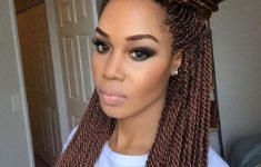 79 Most Inspiring Braids Hairstyle for Women Crowning-Glory-Most-Inspiring-Braids-Hairstyle-for-Women-6-235x150