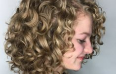 54 Best Women's Hairstyles for over 40 and Overweight Curly-Bob-Hairstyle-for-over-40-and-Overweight-Women-5-235x150