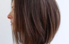 72 Cute and Chic Asian Hairstyles for Women Elongated-Bob-Asian-hairstyles-for-women-6-235x150