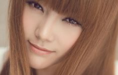 72 Cute and Chic Asian Hairstyles for Women Eye-Covering-Bangs-Asian-Women-Hairstyles-4-235x150