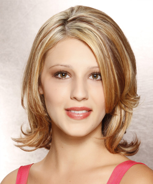 Flip Hairstyle Hairstyle for over 40 and Overweight Women 3 Flip-Hairstyle-Hairstyle-for-over-40-and-Overweight-Women-3