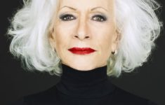 Hairstyles for Seniors with Thin Hair That Give Youthful Look Hairstyles-with-Volumes-for-Seniors-with-Thin-Hair-That-Give-Youthful-Look-4-235x150