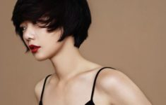 72 Cute and Chic Asian Hairstyles for Women High-Pixie-With-Bangs-Asian-hairstyles-for-women-2-235x150