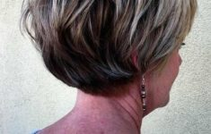 Hairstyles for Seniors with Thin Hair That Give Youthful Look Layered-Graduated-Bob-for-Seniors-with-Thin-Hair-That-Give-Youthful-Look-2-235x150