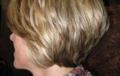 Hairstyles for Seniors with Thin Hair That Give Youthful Look Layered-Graduated-Bob-for-Seniors-with-Thin-Hair-That-Give-Youthful-Look-6-235x150