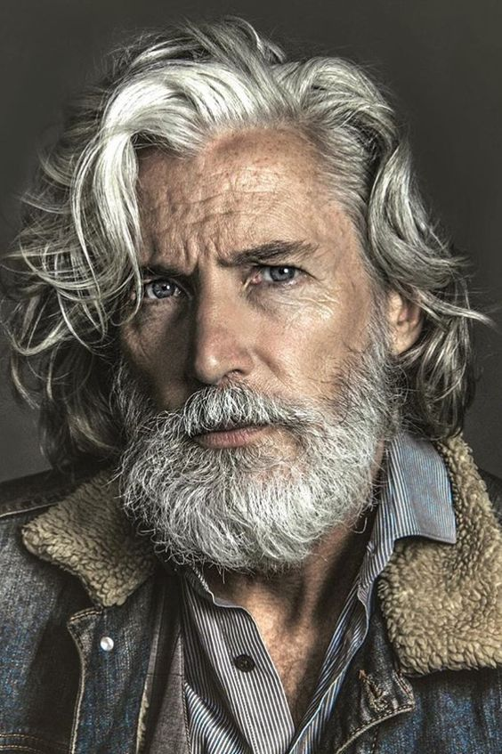 10 Most Ideal Hairstyles for Men over 60 Long-Wavy-Texture-hairstyles-for-men-over-60-7