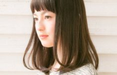 72 Cute and Chic Asian Hairstyles for Women Medium-Length-With-Bangs-Asian-hairstyles-for-women-3-235x150