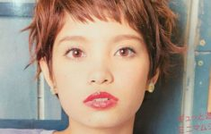 72 Cute and Chic Asian Hairstyles for Women Messy-Pixie-Asian-hairstyles-for-women-6-235x150