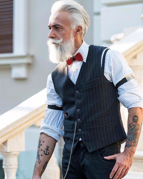 10 Most Ideal Hairstyles for Men over 60 Neat-Pompadour-hairstyles-for-men-over-60-05