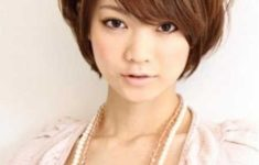 72 Cute and Chic Asian Hairstyles for Women Ragged-Bob-Asian-hairstyles-for-women-6-235x150