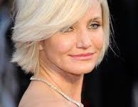 54 Best Women's Hairstyles for over 40 and Overweight Short-Bob-Hairstyle-for-over-40-and-Overweight-Women-2-194x150