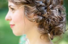 60 Easiest Short Curly Hairstyles Ideas that Look Awesome Short-Natural-Curly-Up-Do-Easiest-Short-Curly-Hairstyles-Ideas-2-235x150