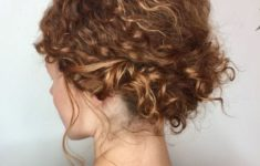 60 Easiest Short Curly Hairstyles Ideas that Look Awesome Short-Natural-Curly-Up-Do-Easiest-Short-Curly-Hairstyles-Ideas-3-235x150