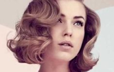 60 Easiest Short Curly Hairstyles Ideas that Look Awesome Short-Vintage-Curls-Easiest-Short-Curly-Hairstyles-Ideas-4-235x150