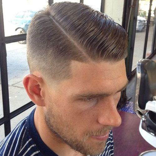 10 Ideal Haircuts for Men with Thin Hair Side-Texture-Tappered-haircuts-for-men-with-thin-hair-2