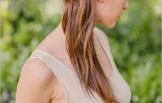 79 Most Inspiring Braids Hairstyle for Women Simple-Side-Swept-Braids-Most-Inspiring-Braids-Hairstyle-for-Women-2-235x150