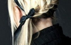 79 Most Inspiring Braids Hairstyle for Women Simple-Side-Swept-Braids-Most-Inspiring-Braids-Hairstyle-for-Women-5-235x150