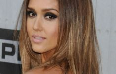 54 Best Women's Hairstyles for over 40 and Overweight Straight-Flowing-Hairstyle-3-235x150
