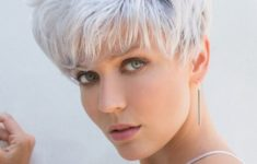 54 Best Women's Hairstyles for over 40 and Overweight Thick-Pixie-Hairstyle-for-over-40-and-Overweight-Women-6-235x150