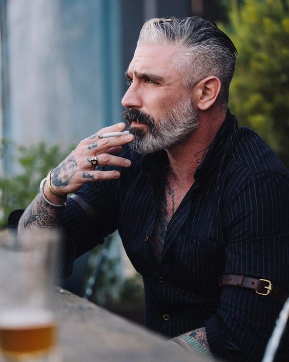 11 Mens Hairstyles over 50 Years Old Undercut-Side-Part-mens-hairstyles-over-50-years-old-8