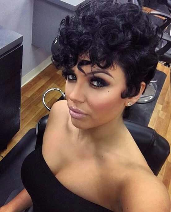 Voluminous Curly Pixie Easiest Short Curly Hairstyles Ideas 2 Voluminous-Curly-Pixie-Easiest-Short-Curly-Hairstyles-Ideas-2