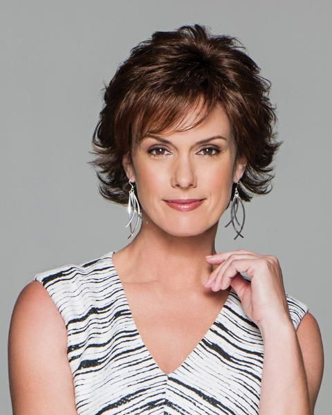 72 Best Short Hairstyles for Fine Hair over 50 Years Old d75041098337deb7fbff6caf37e07060
