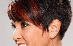 72 Best Short Hairstyles for Fine Hair over 50 Years Old f7770f6a71a856dbfd101812f25a1c90-235x150