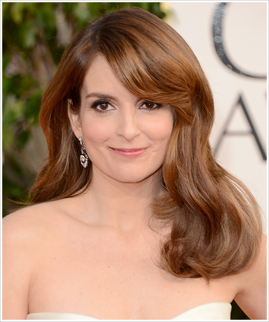 Short Hairstyles and Color Ideas for Women Over 40 Beautiful-Golden-Hair-Color-for-Women-Over-40