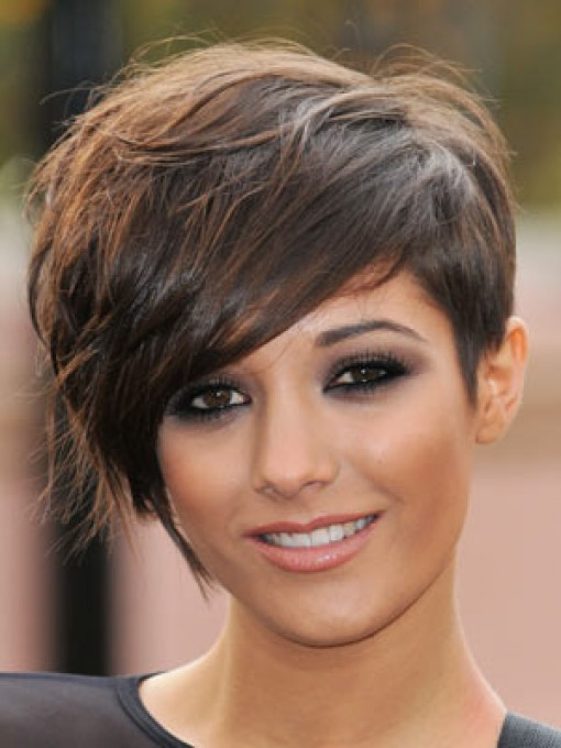 Short Black Hairstyles for Round Faces Beautiful-Short-Black-Hairstyles-for-Round-Faces