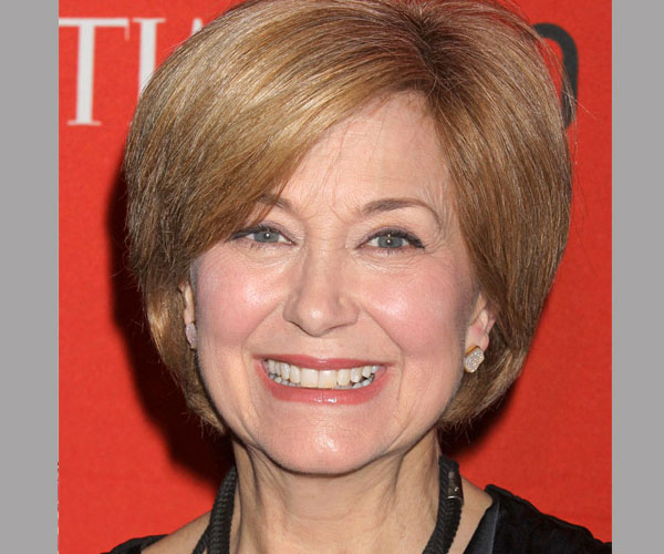 Beautiful Short Hairstyles for Women Over 60 with Round Faces