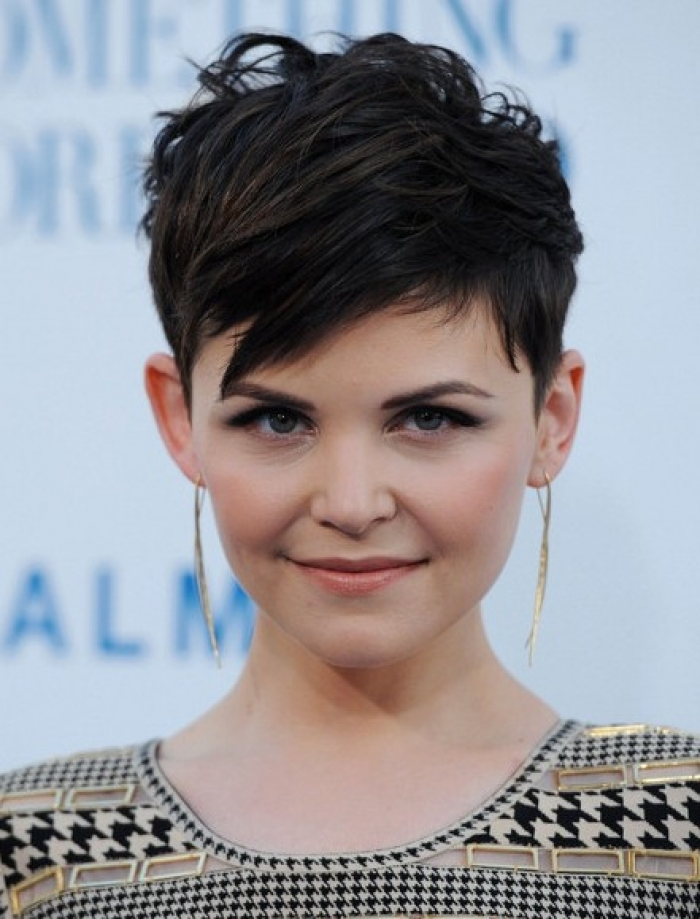 Beautiful Short Pixie Hairstyles for Thick Hair
