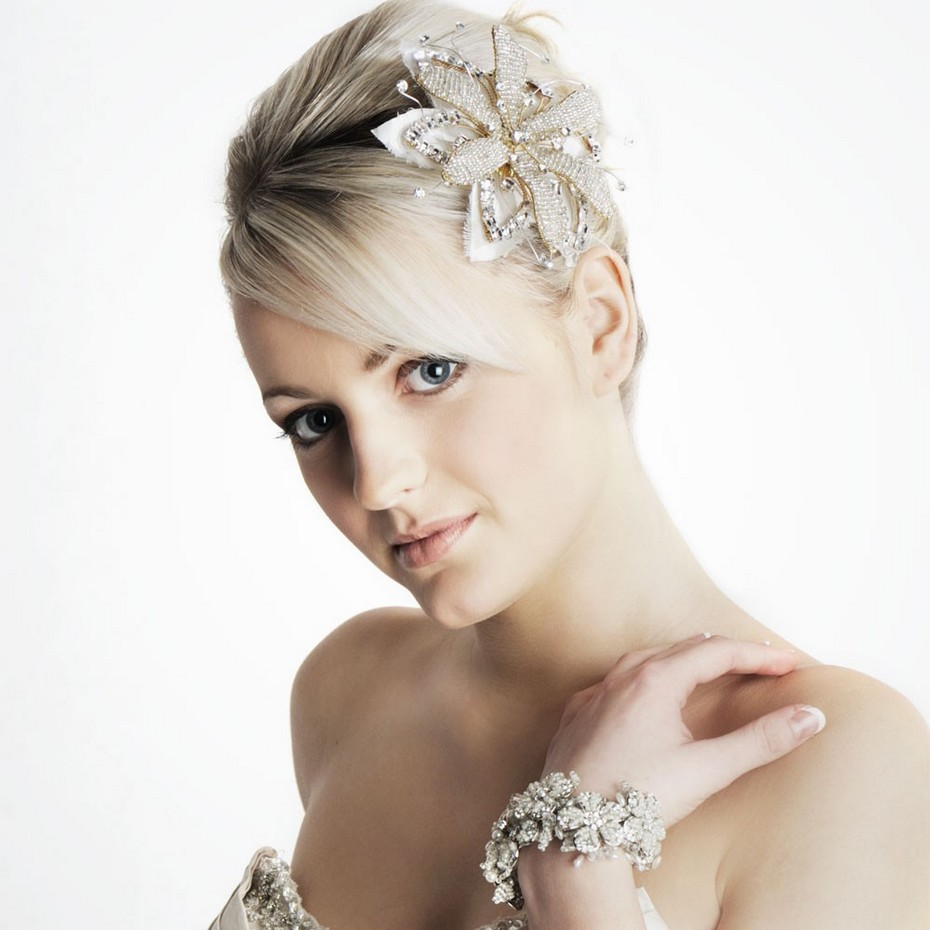 cute short hairstyles for bridesmaids - short hairstyles 2018