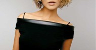 Golden Hair Color For Short Bob Hairstyles