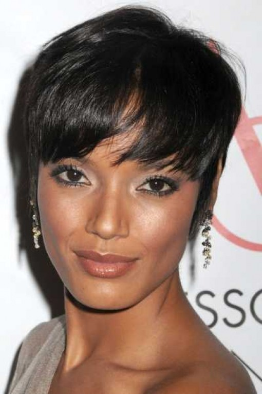 Natural Short Hairstyles for Black Women Natural-Short-Hairstyles-for-Black-Women-with-Oval-Faces