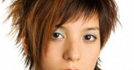 Short Layered Shaggy Hairstyles For Girls