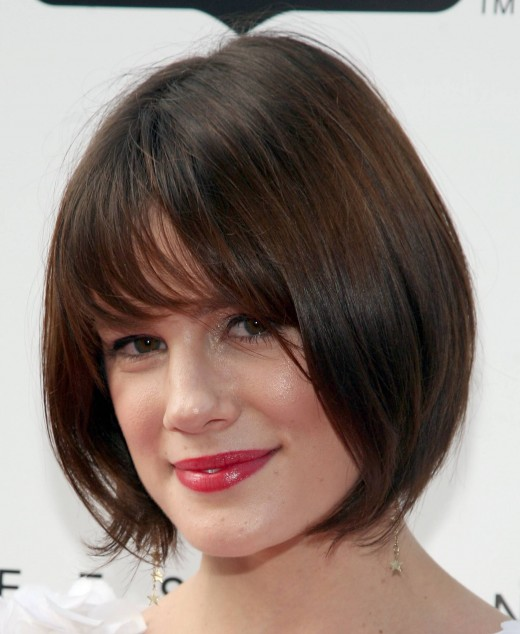 Short Sedu Hairstyles for Women 2014