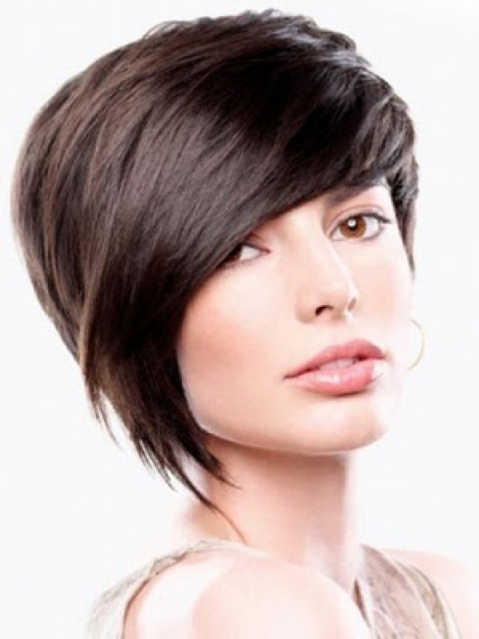 trendy short haircut for women trendy hairstyles for with hair 6016 | Trendy Hairstyles for Women with Short Hair